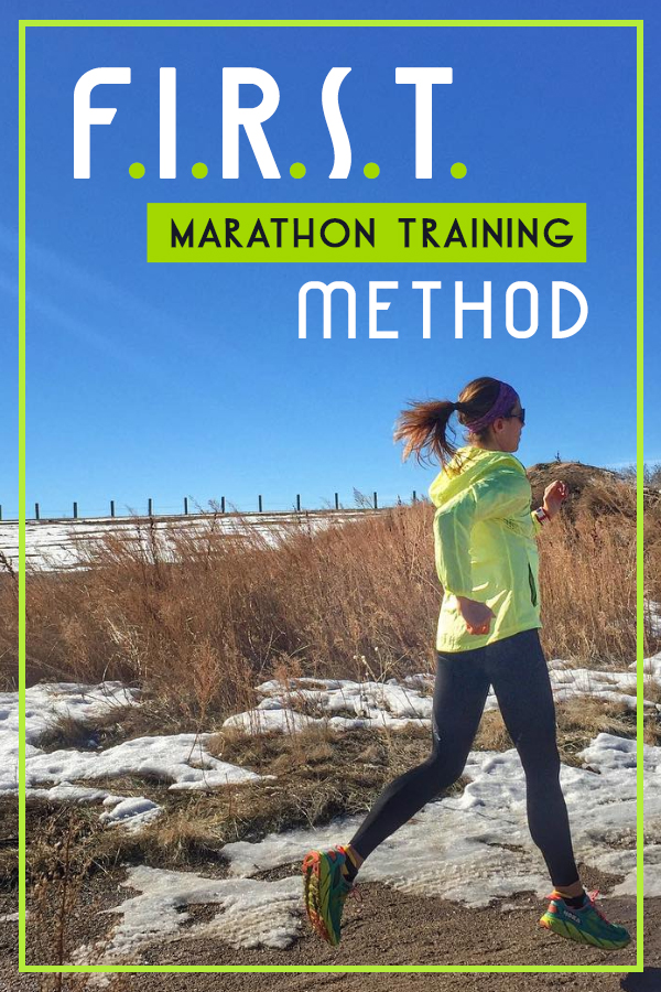 F.I.R.S.T Marathon Training Method Review