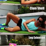 How to Prevent Knee Pain When Running or Cycling {runner's knee exercises}