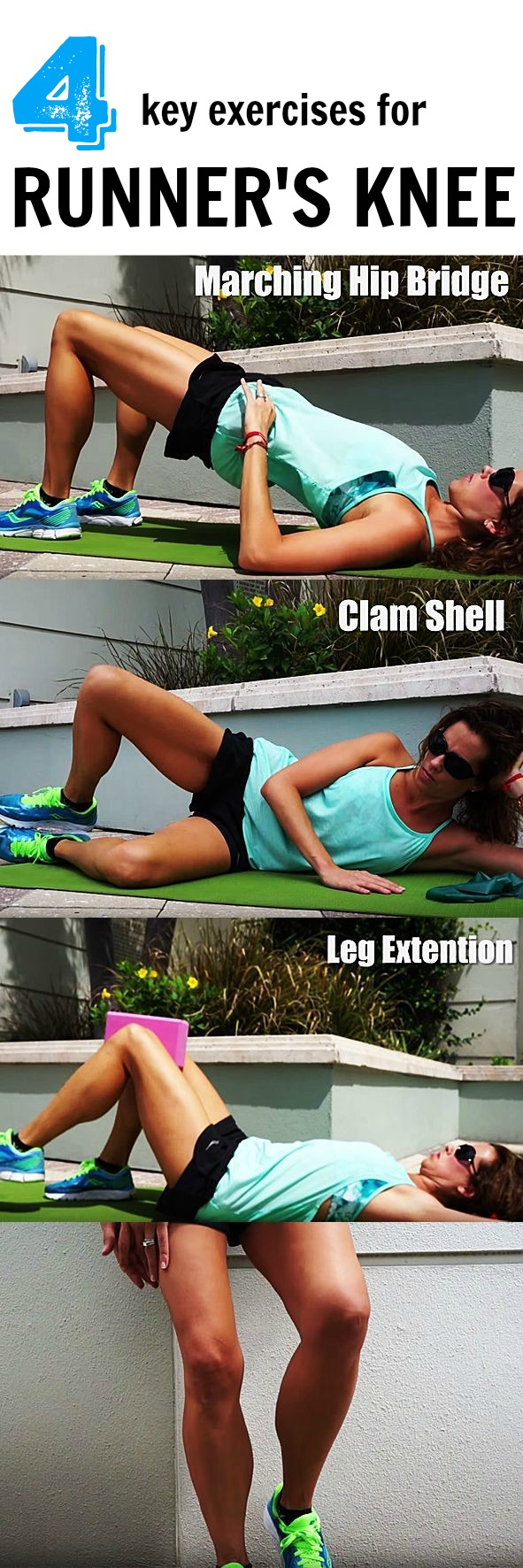 How To Prevent Knee Pain When Cycling Runner S Knee