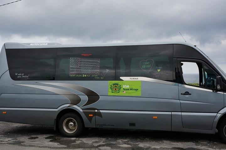 Relay bus