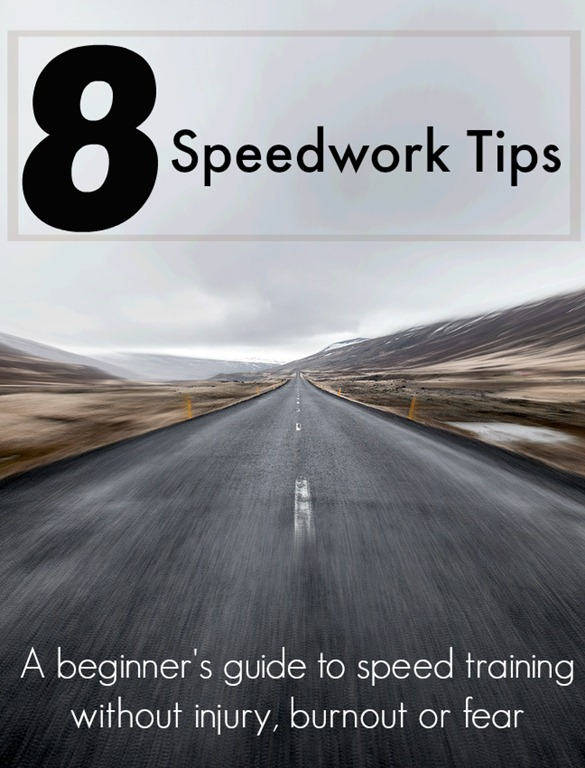 speed workouts for begnning runners
