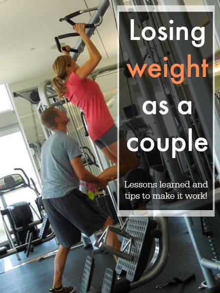 Losing Weight as a Couple