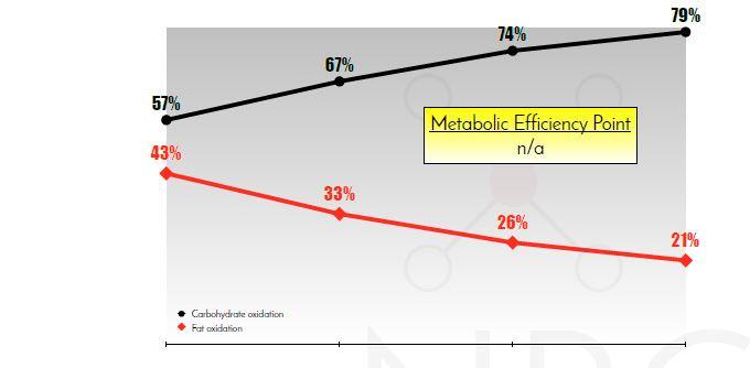 metabolic efficiency test