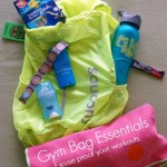 What your gym bag says about you?