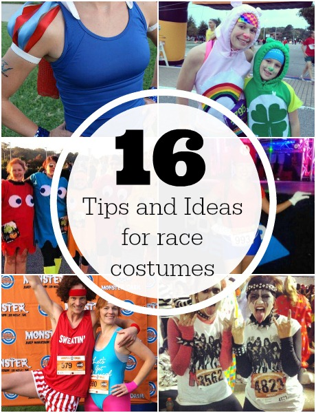 race costume ideas  sc 1 st  RunToTheFinish & 16 Halloween Race Costume Ideas - RunToTheFinish