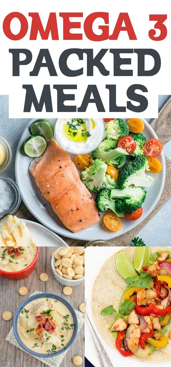 omega 3 recipes