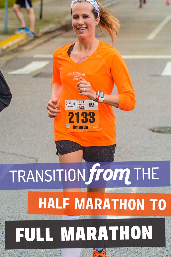 What it really takes to transition from half marathon to marathon training - beginner marathon training tips