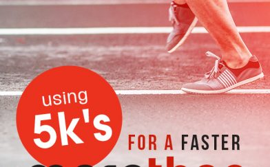 Why Running a 5K Could Result in a Marathon PR