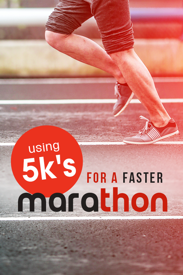 Using 5k's to improve marathon speed - find out how and why it works