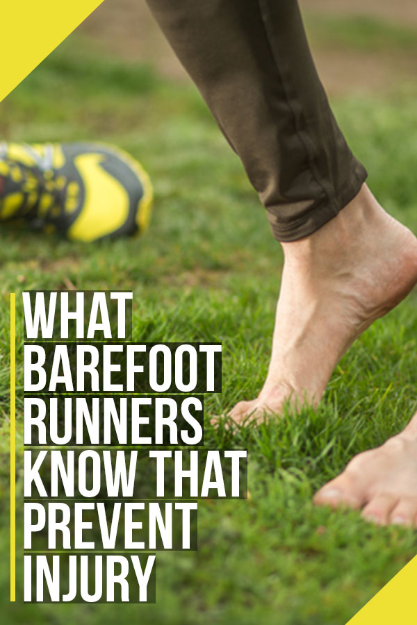 barefoot running tips