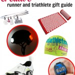 Creative gift ideas for runners and triathletes