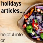Healthy Holiday Articles – Helpful or Negative?
