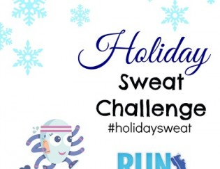 Holiday Sweat Challenge is OPEN