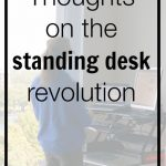 Thoughts on my standing desk after two months
