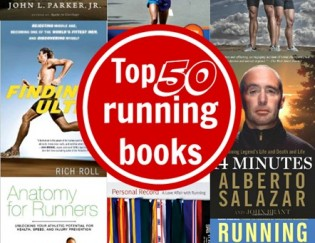 50 Best Running Books of all Time: Motivation, Training, Nutrition