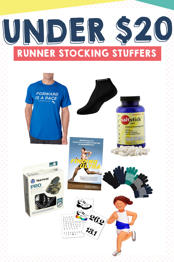 17 Stocking Stuffers for Runners under $20