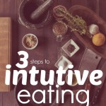 Intuitive Eating: Learning to Listen to Hunger Signals
