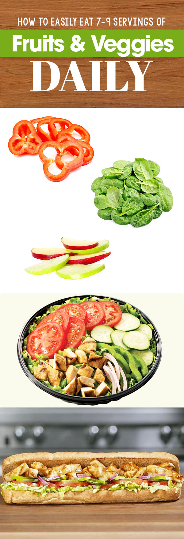 how to eat vegetables everyday