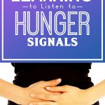 hunger signals