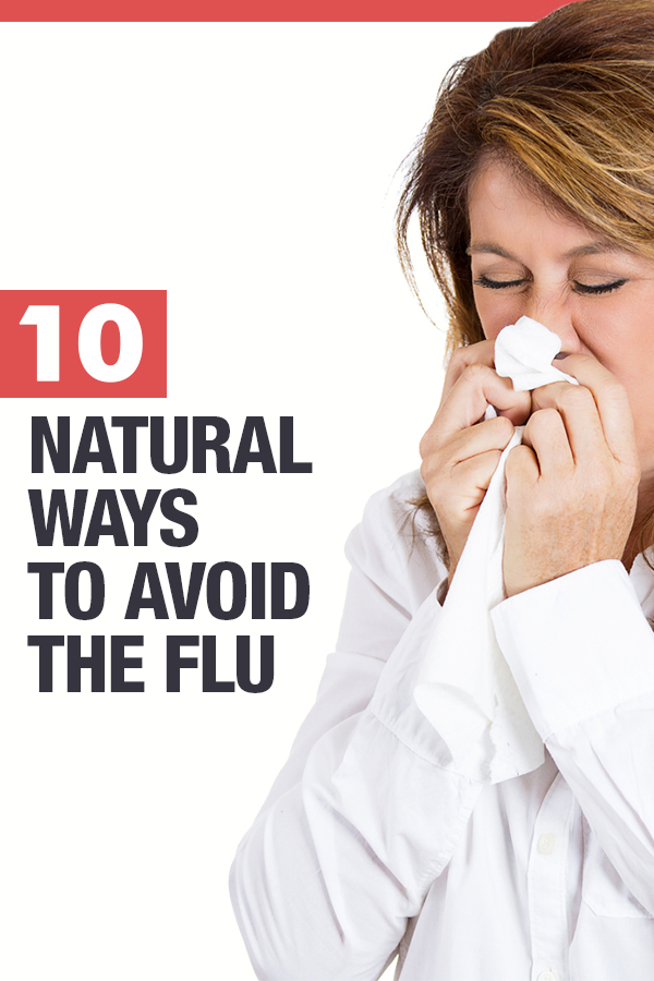 10 Natural Ways to Avoid the Flu