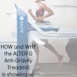 AlterG Anti-Gravity Treadmill – Speed work, rehab and more