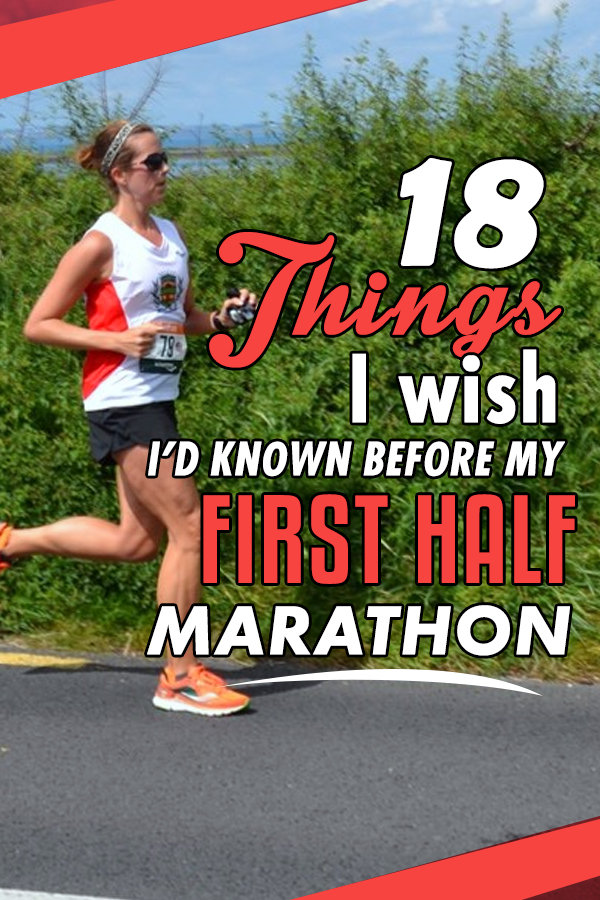 what to wear for first half marathon