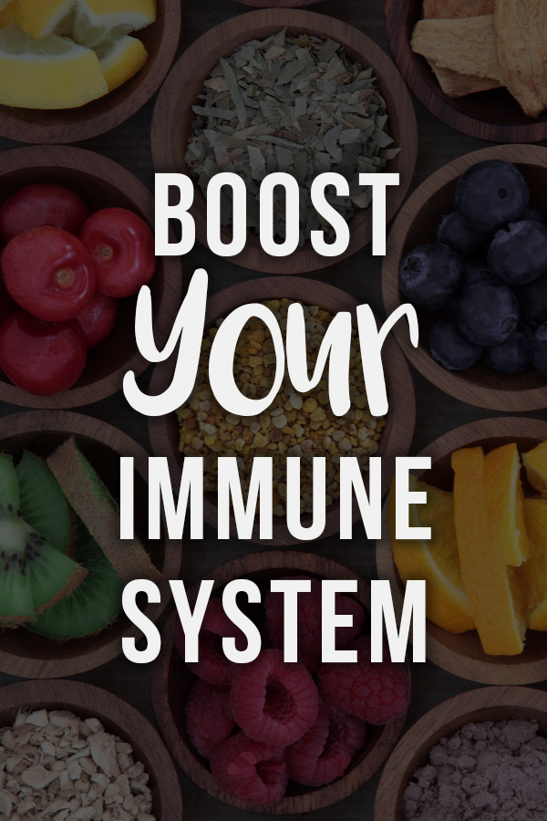 10 Tips to Boost Your Immune System