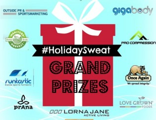 Congrats – Holiday Sweat Challenge