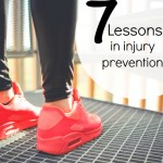 Pride and Injury: 7 Lessons in Injury Prevention