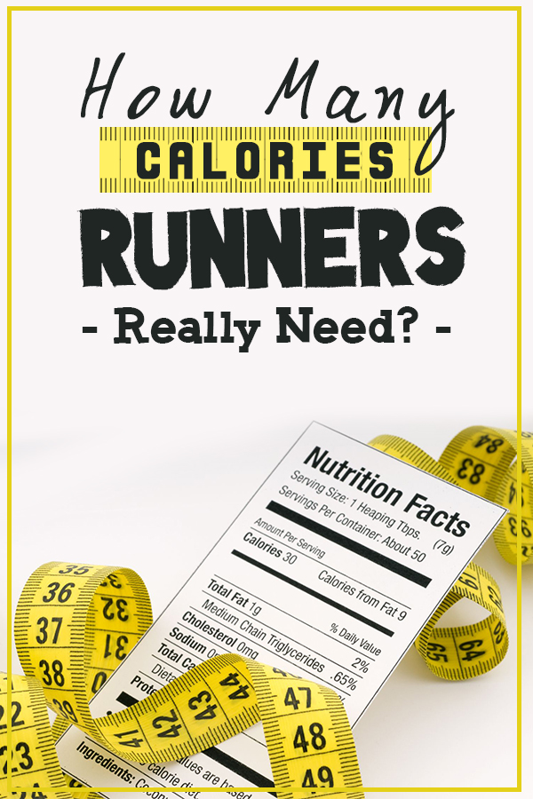 Running weight loss - Calculating the calories you need to get to a healthy weight