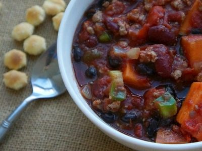 Healthy Slow Cooker Chlii