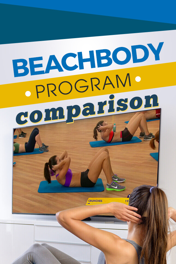 A Complete Beachbody Program Comparison - Which Would