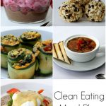 Clean Eating Meal Plan from A Whisk and Two Wands