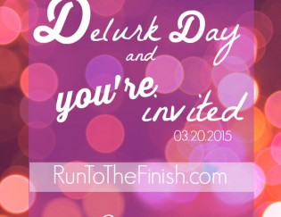 You are cordially invited to Delurk