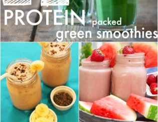 17 Delicious Protein Packed Post Workout Smoothies