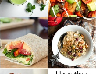 Clean Eating Meal Plan–Oh She Glows