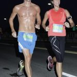 5 Running Moments for a Smile