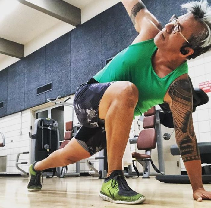 staying flexible over 60