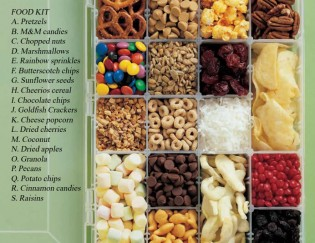 Have Food Will Travel: Healthy Travel Snacks