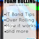 Ultimate Foam Rolling Guide for Runners