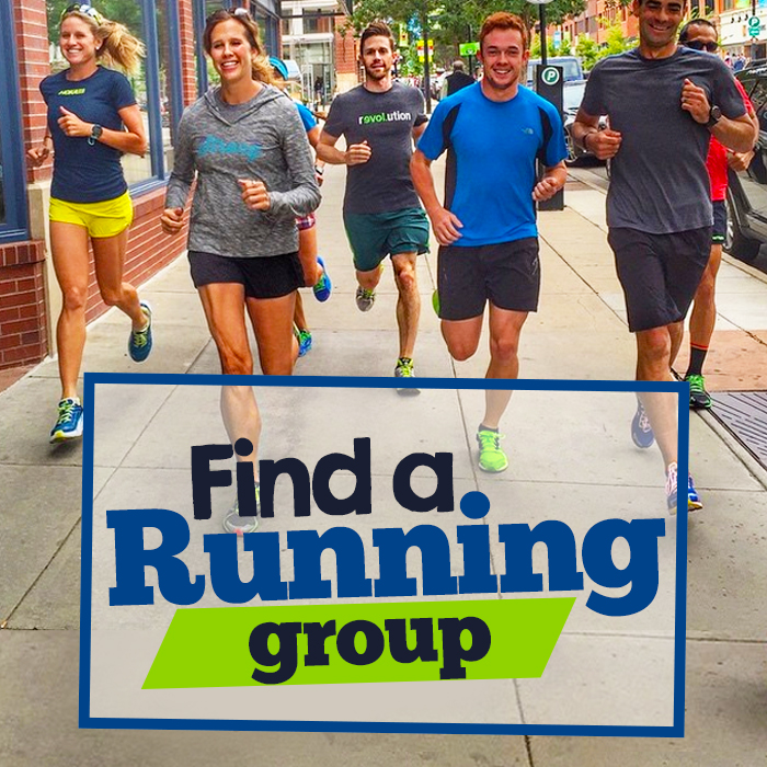 Find a Running Group