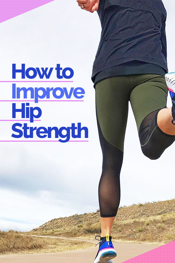 hip strength exercises