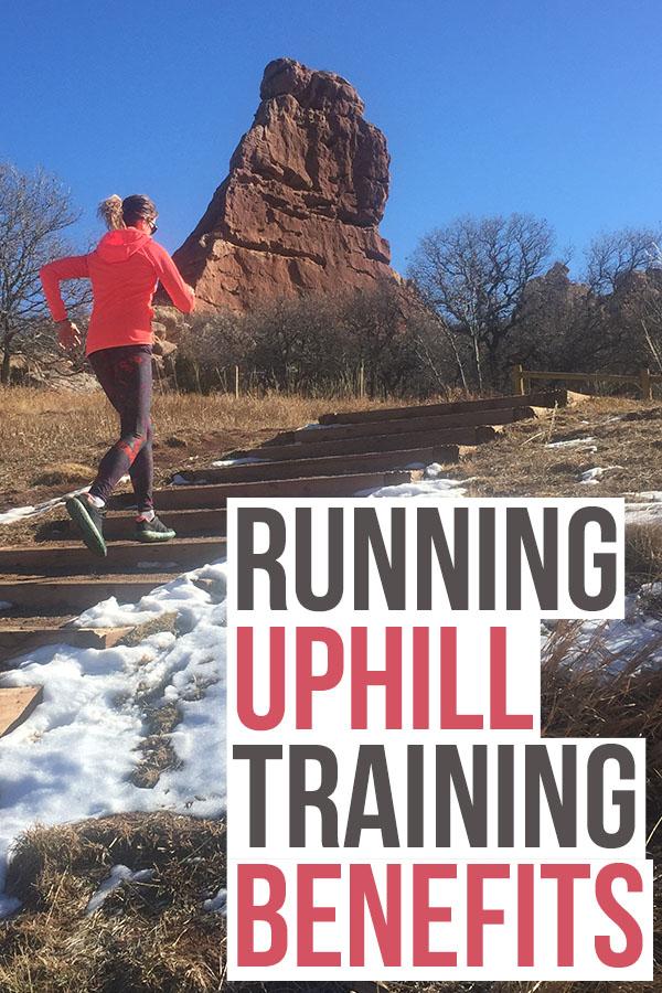 runnning uphill