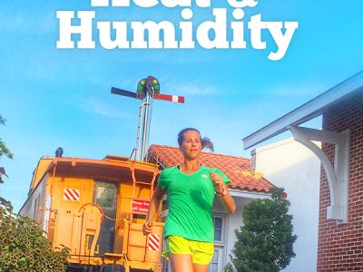 12 tips for running in the heat and humidity - plus how to mentally embrace the struggle