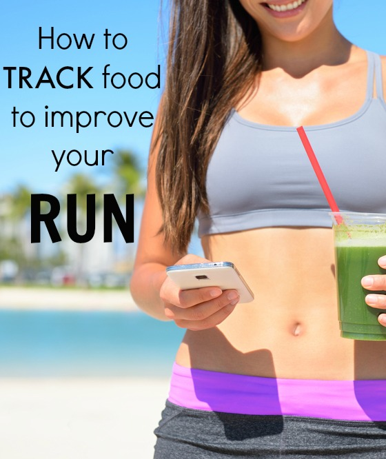 How tracking your food can help improve your race day performance