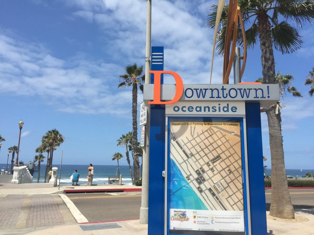 Downtown Oceanside