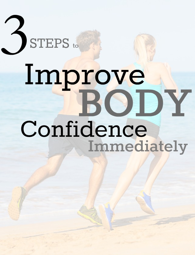 3 Steps to improve body confidence right away - using fitness inspiration the right way
