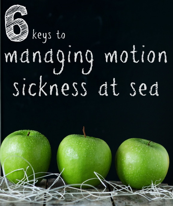 6 tips for managing motion sickness during a cruise - personally tested!