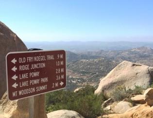 Trail Running Southern California: Mountain to Ocean!