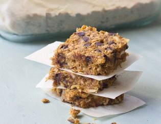 Peanut Butter Pumpkin Bars - Gluten Free recipe - click for 19 more RD approved desserts